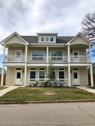 401 Ash Street A&B, College Station, TX 77840 (MLS #19002034) :: RE/MAX 20/20