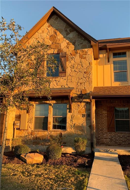115 Armored, College Station, TX 77845 (MLS #19007627) :: Chapman Properties Group