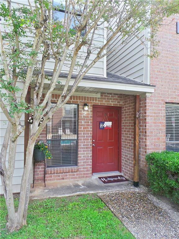 1904 Dartmouth Street F2, College Station, TX 77840 (MLS #19008021) :: Chapman Properties Group