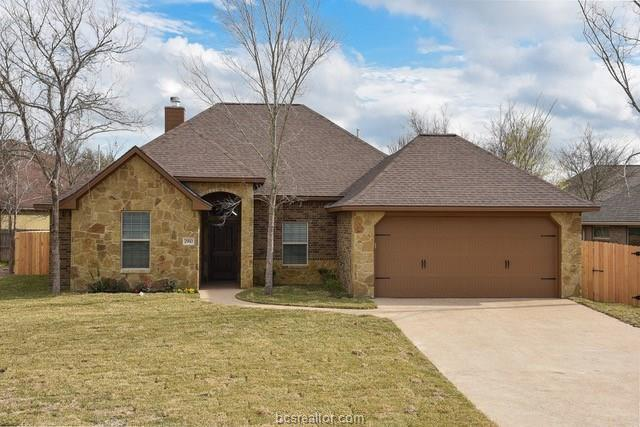 2910 Ascot Court, Bryan, TX 77802 (MLS #19009801) :: Treehouse Real Estate