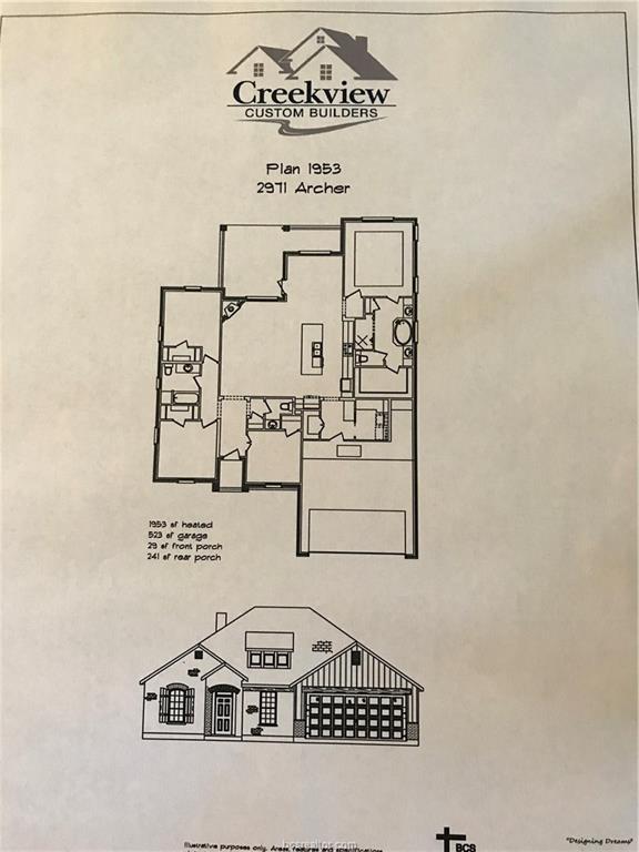 2971 Archer Drive, Bryan, TX 77808 (MLS #19010306) :: Chapman Properties Group