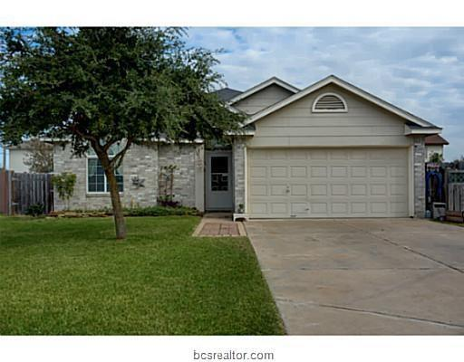 3703 Springfield Drive, College Station, TX 77845 (MLS #19010347) :: The Lester Group