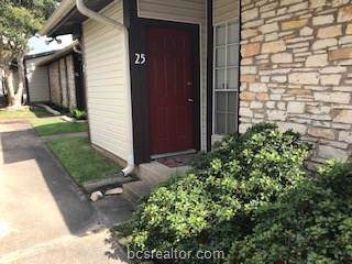 2100 Windsor Drive #25, Bryan, TX 77802 (MLS #19012349) :: The Shellenberger Team