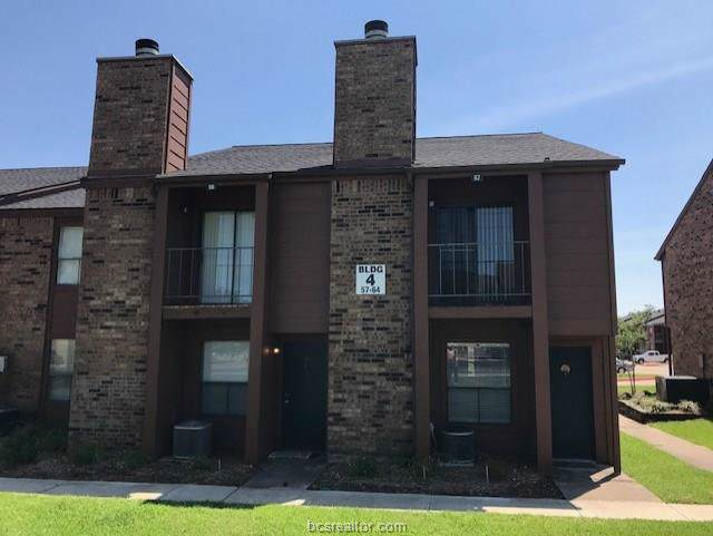 904 University Oaks #57, College Station, TX 77840 (MLS #19012677) :: The Shellenberger Team
