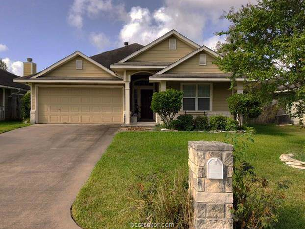 1010 Windmeadows Drive, College Station, TX 77845 (MLS #19012830) :: Treehouse Real Estate