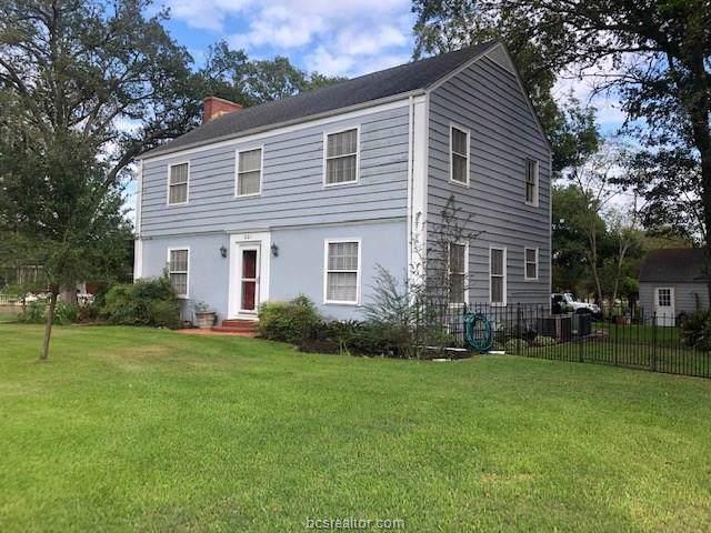 601 E Texas Street, Calvert, TX 77837 (MLS #19014436) :: Treehouse Real Estate