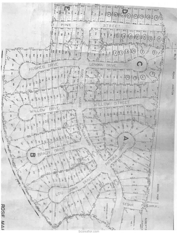Lot 7 Pine Street, Hearne, TX 77859 (MLS #19014817) :: Cherry Ruffino Team