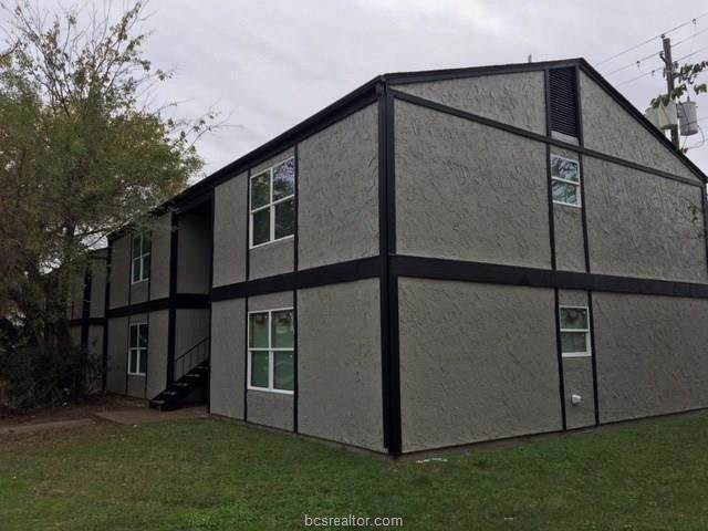 806 Oran Circle A-H, Bryan, TX 77801 (MLS #19014965) :: The Shellenberger Team