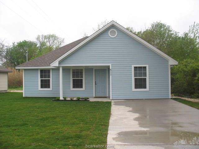 511 E Pease Street, Bryan, TX 77803 (MLS #19015223) :: The Lester Group