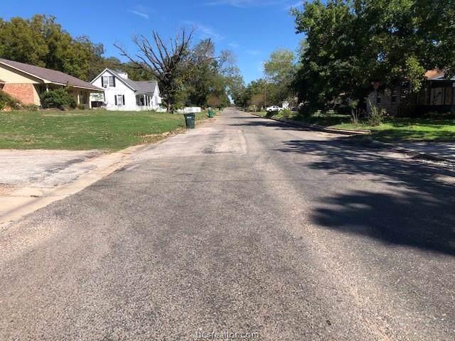 209 E Burnett Street, Calvert, TX 77837 (MLS #19016779) :: Chapman Properties Group