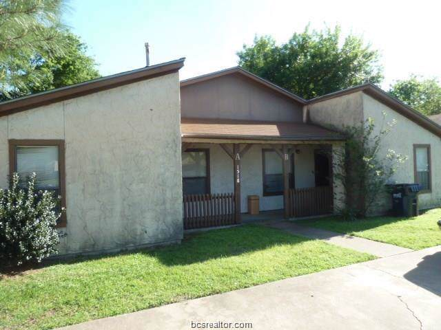 1518 Pine Ridge Drive A-B, College Station, TX 77840 (MLS #19016912) :: The Lester Group