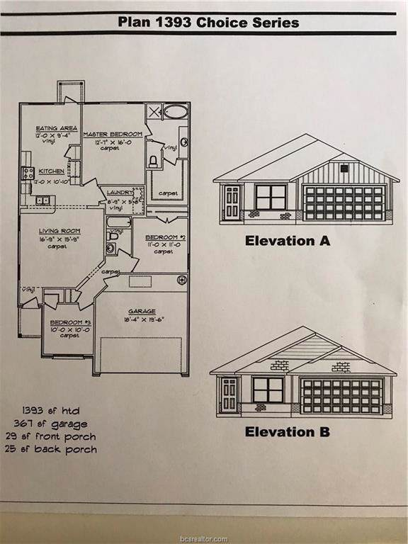 1907 Basil Court, Bryan, TX 77801 (MLS #19016923) :: BCS Dream Homes