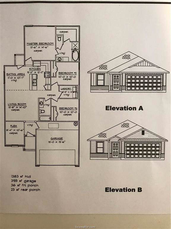 1909 Basil Court, Bryan, TX 77801 (MLS #19016932) :: BCS Dream Homes