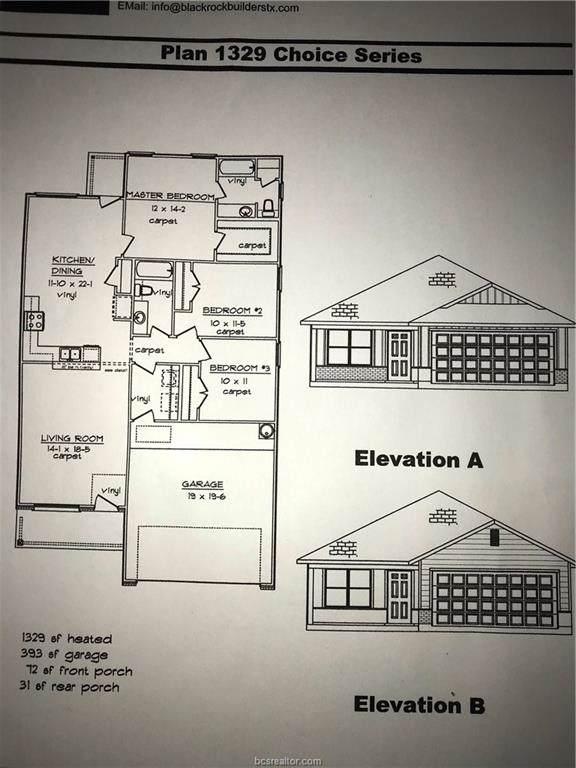 1911 Basil Court, Bryan, TX 77801 (MLS #19016933) :: Treehouse Real Estate