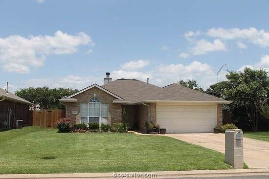 3605 Vienna Drive, College Station, TX 77845 (MLS #19016997) :: Chapman Properties Group