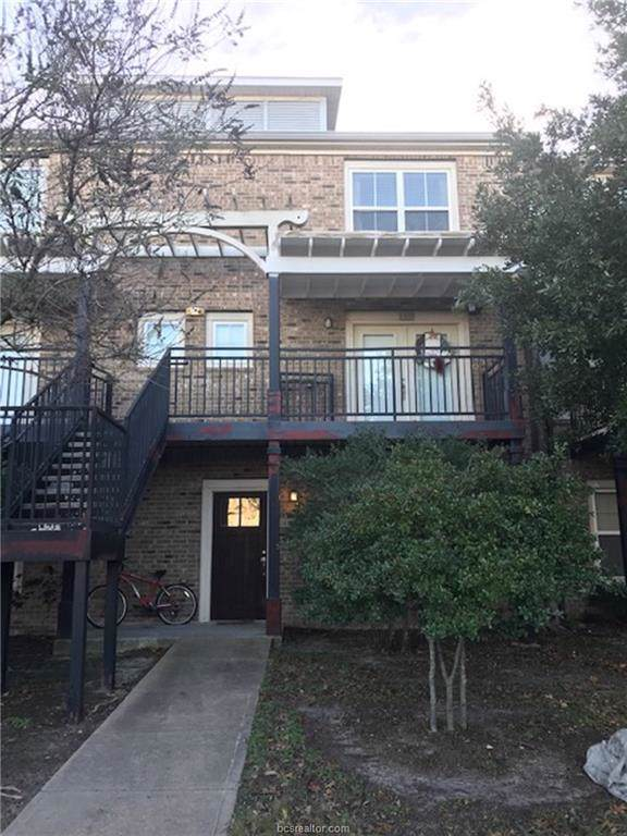 1725 Harvey Mitchell Parkway #1430, College Station, TX 77840 (MLS #19017503) :: Treehouse Real Estate