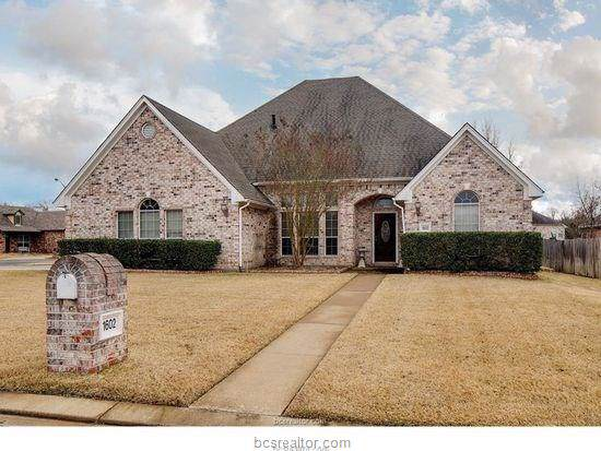 1602 Leopard Lane, College Station, TX 77840 (MLS #19018702) :: NextHome Realty Solutions BCS