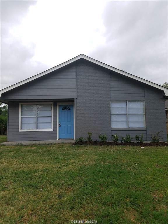 1124 Bittle Lane, Bryan, TX 77803 (MLS #19018982) :: Treehouse Real Estate