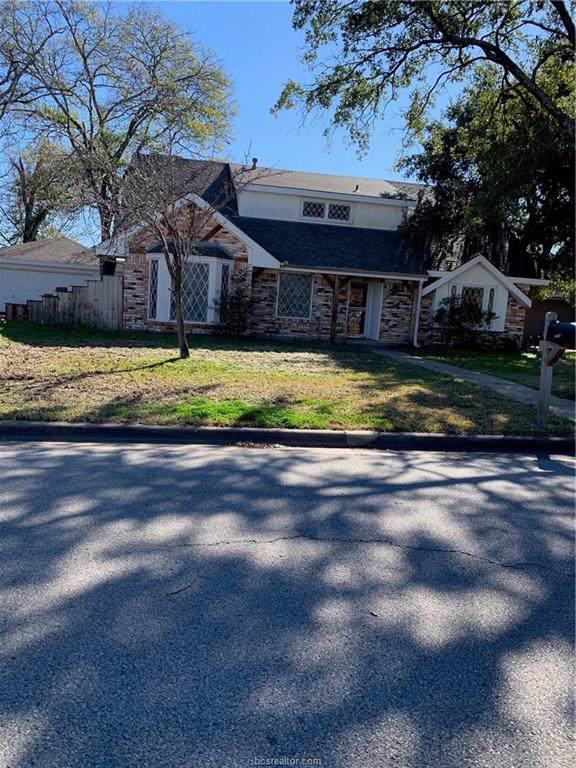 2302 Quail Hollow Drive, Bryan, TX 77802 (MLS #20000306) :: RE/MAX 20/20