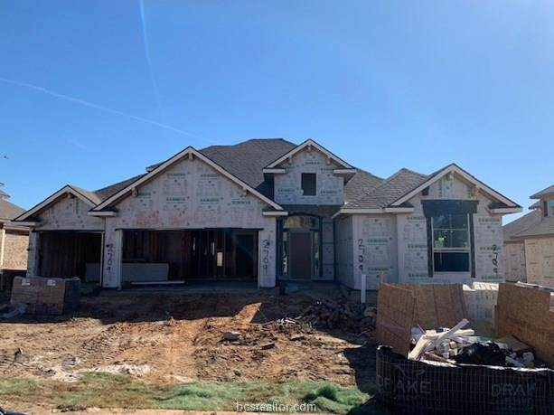 2709 Lakewell Lane, College Station, TX 77845 (MLS #20000440) :: Chapman Properties Group