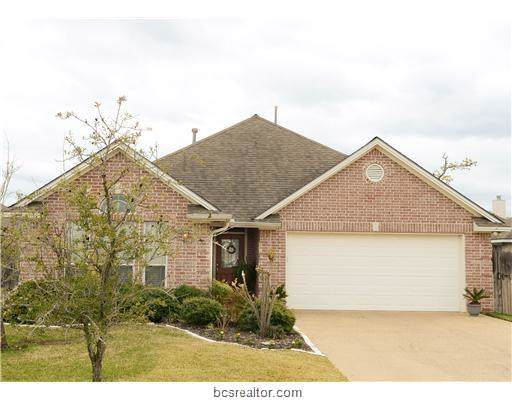 4414 Pickering Place, College Station, TX 77845 (MLS #20000453) :: Chapman Properties Group
