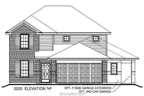 4703 Nopalitos Way, Bryan, TX 77807 (MLS #20000921) :: Chapman Properties Group