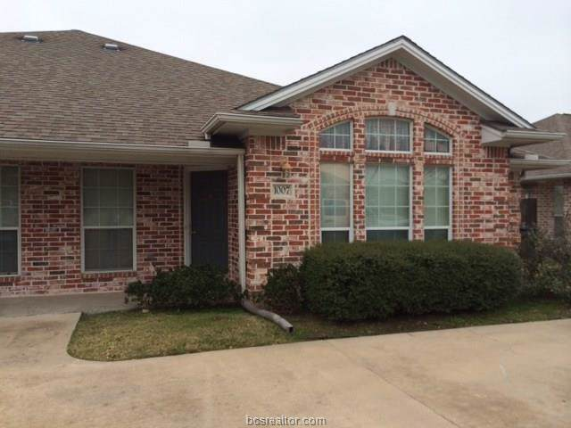 1005 Sun Meadow Court, College Station, TX 77845 (MLS #20000958) :: RE/MAX 20/20
