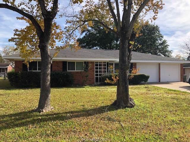 411 Leslie Drive, Bryan, TX 77802 (MLS #20001266) :: BCS Dream Homes