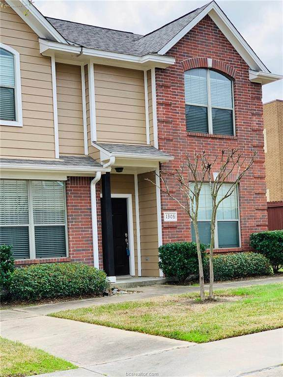 1000 Spring Loop #1308, College Station, TX 77840 (MLS #20001596) :: Cherry Ruffino Team