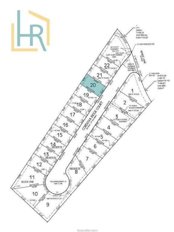 2506 Cordova Ridge Court, College Station, TX 77845 (MLS #20001708) :: Treehouse Real Estate