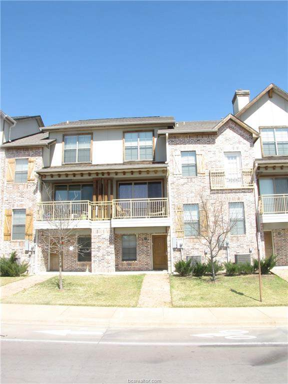 357 George Bush Drive, College Station, TX 77840 (MLS #20002798) :: The Lester Group