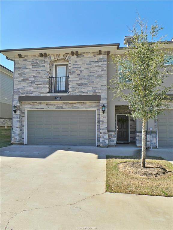 3418 Summerway Drive, College Station, TX 77845 (MLS #20003086) :: Chapman Properties Group
