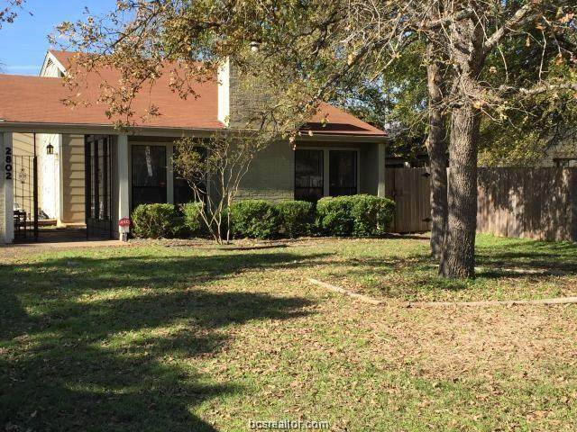 2802 Pierre Place, College Station, TX 77845 (MLS #20003260) :: Chapman Properties Group