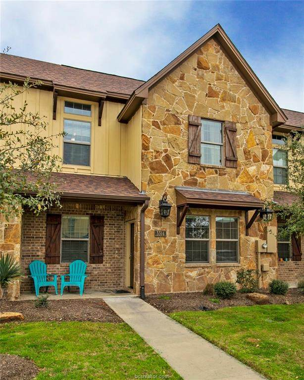 3314 Wakewell Court, College Station, TX 77845 (MLS #20003401) :: The Lester Group