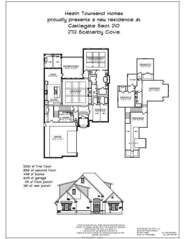 2712 Scatterby Cove, College Station, TX 77845 (MLS #20003564) :: BCS Dream Homes