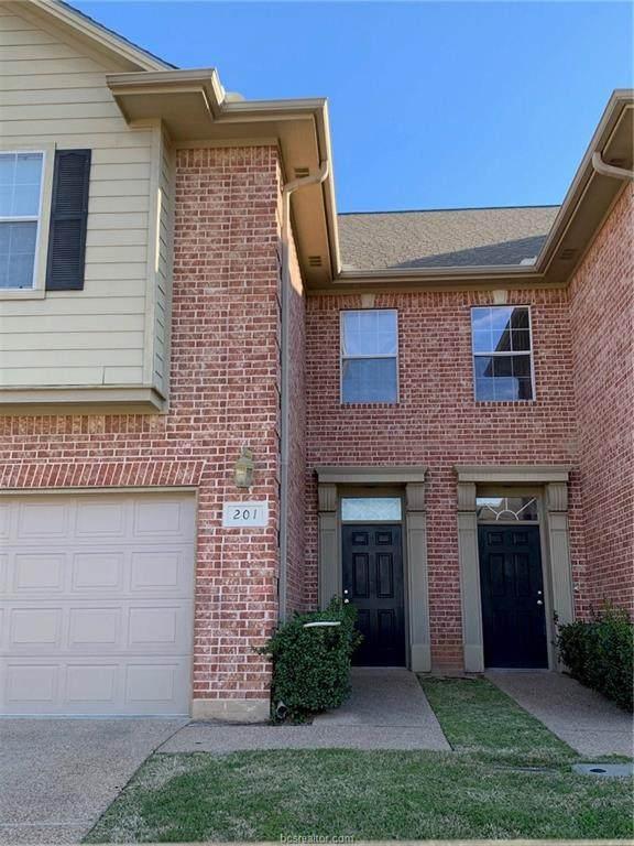 1425 W Villa Maria Road #201, Bryan, TX 77801 (MLS #20003820) :: RE/MAX 20/20
