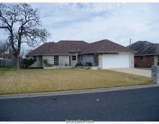 2407 Colgate, College Station, TX 77840 (MLS #20004630) :: NextHome Realty Solutions BCS