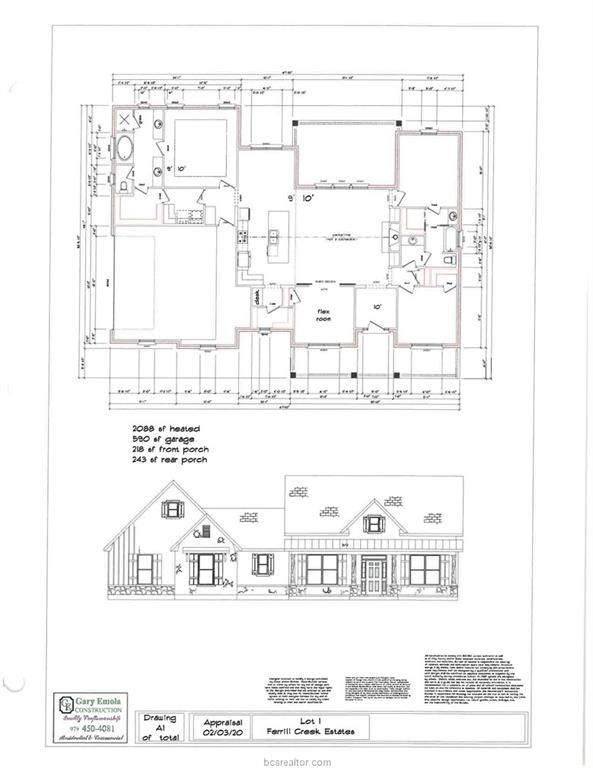 4474 N Fm 2038, Bryan, TX 77808 (MLS #20004670) :: Treehouse Real Estate