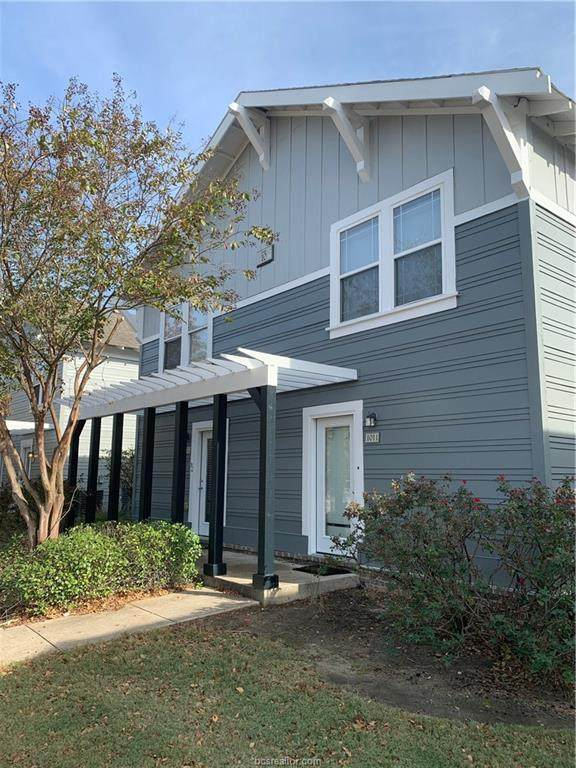 1725 Harvey Mitchell Parkway #1011, College Station, TX 77840 (MLS #20004981) :: RE/MAX 20/20