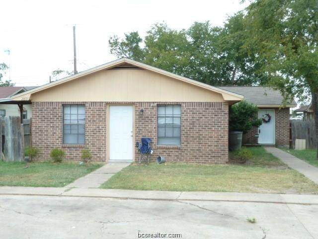 2807 Sprucewood Street, Bryan, TX 77801 (MLS #20005015) :: RE/MAX 20/20