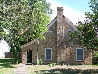 115 Rebecca Street, Bryan, TX 77801 (MLS #20005225) :: Chapman Properties Group