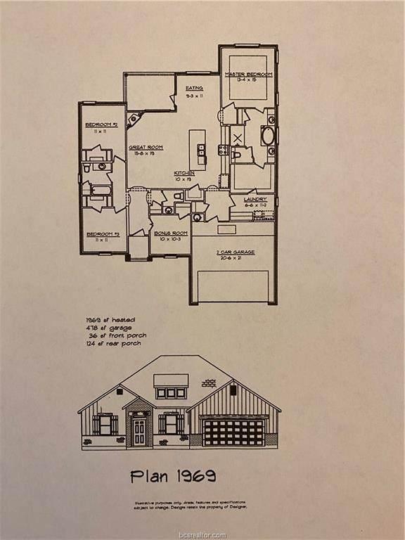 2985 Archer Drive, Bryan, TX 77808 (MLS #20005500) :: Treehouse Real Estate