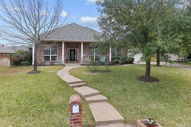 5005 Harbour Town Court, College Station, TX 77845 (MLS #20005985) :: Treehouse Real Estate