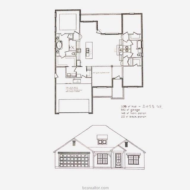 2902 Gentle Wind Court, Bryan, TX 77808 (MLS #20008693) :: Chapman Properties Group