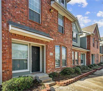 1001 Krenek Tap Road #801, College Station, TX 77840 (MLS #20008739) :: The Lester Group