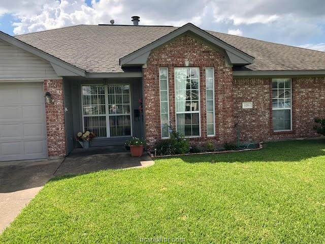 1211 Danville Lane, College Station, TX 77845 (MLS #20009244) :: The Lester Group