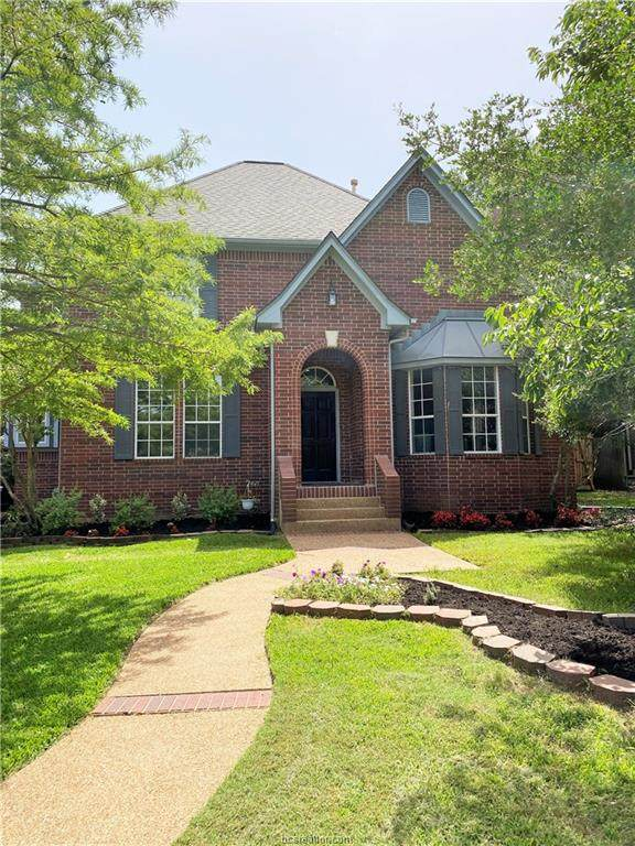 9308 Amberwood Court, College Station, TX 77845 (MLS #20012340) :: Chapman Properties Group