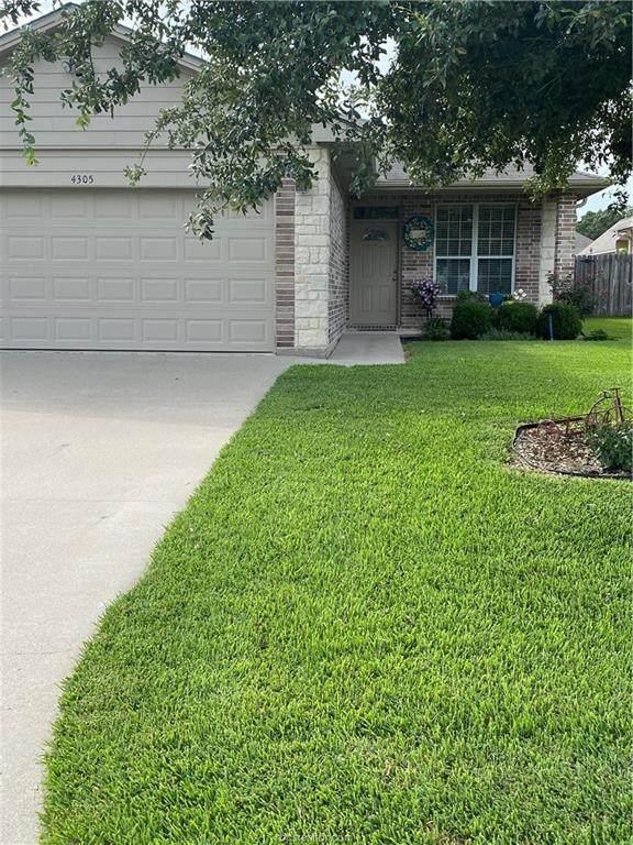 4305 Spring Garden Drive, College Station, TX 77845 (MLS #20012422) :: Cherry Ruffino Team