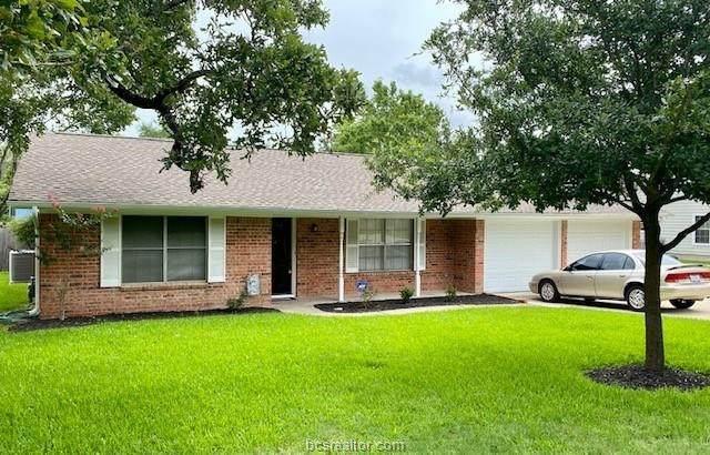 1207 Neal Pickett Drive, College Station, TX 77840 (MLS #20012537) :: BCS Dream Homes