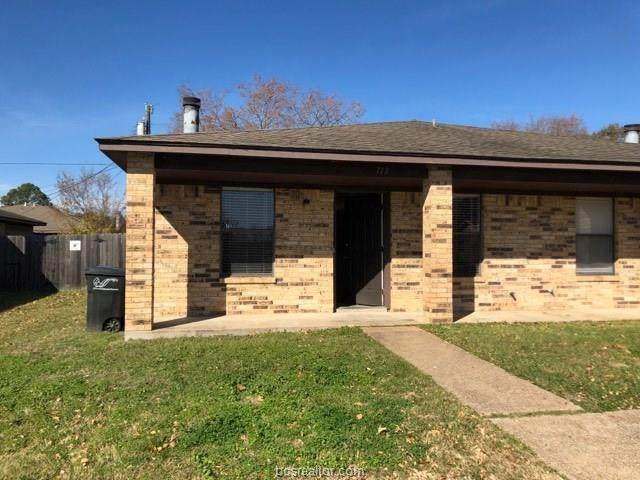 705 San Benito Drive, College Station, TX 77845 (MLS #20012561) :: BCS Dream Homes